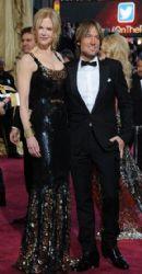 Keith Urban and Nicole Kidman: 85th Annual Academy Awards