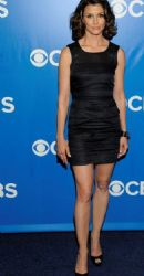 Bridget Moynahan: at CBS' Upfront presentation held at the Lincoln Center