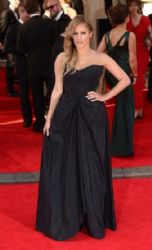 Caroline Flack - British Bafta Awards 2014