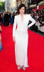 Elizabeth McGovern - British Bafta Awards 2014