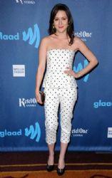 Shannon Woodward: 24th Annual GLAAD Media Awards