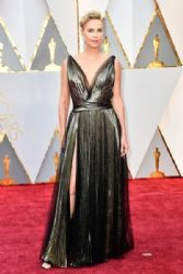 Charlize Theron: 89th Annual Academy Awards - Arrivals
