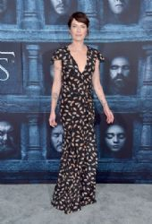 Lena Headey : Premiere of HBO's 'Game of Thrones' Season 6
