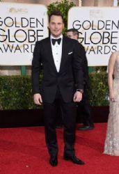 Chris Pratt: 72nd Annual Golden Globe Awards 2015- Arrivals
