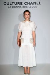 Keira Knightley – 'Culture CHANEL' Exhibition Opening at The International Gallery of Modern Art Ca' Pesaro 9/15/2016