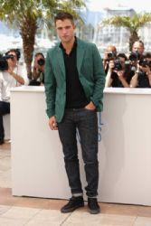 Robert Pattinson attends