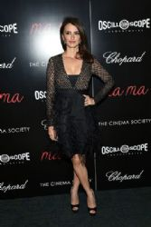 Penélope Cruz: The Cinema Society and Chopard Host a Screening of Oscilloscope's 'ma ma' - Arrivals