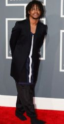 Lupe Fiasco: The 55th Annual GRAMMY Awards