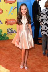 Maddie Ziegler: Nickelodeon's 28th Annual Kids' Choice Awards - Arrivals