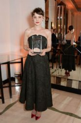 Carey Mulligan wears Erdem - Harper's Bazaar Women Of The Year 2014