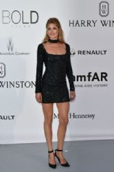 Doutzen Kroes: amfAR's 23rd Cinema Against AIDS Gala - Arrivals
