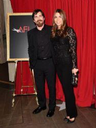 Christian Bale and Sibi Blazic: 16th Annual AFI Awards