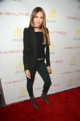Eiza Gonzalez: 'The Beauty Book For Brain Cancer' Edition Two Launch Party Sponsored By Voices Against Brain Cancer