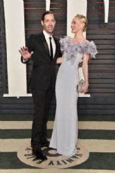 Michael Polish and Kate Bosworth: 2016 Vanity Fair Oscar Party Hosted By Graydon Carter - Arrivals