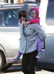Jennifer Garner: kid time fun