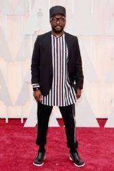 Will i Am : 87th Annual Academy Awards 2015