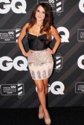 Dulce María: Cosmetica GQ Magazine Awards 2015