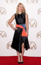 Claire Danes attends the 26th Annual Producers Guild Of America Awards at the Hyatt Regency Century Plaza
