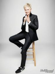 Ellen DeGeneres: issue of The Hollywood Reporter magazine