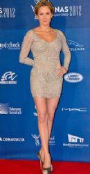 Michelle Vieth: Estrellas en Las Lunas del Auditorio 2012