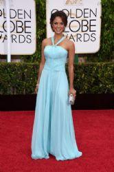 Eva LaRue: 72nd Annual Golden Globe Awards 2015- Arrivals