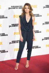 Keri Russell wears Lanvin - 'El Amanecer Del Planeta De Los Simios' Madrid Premiere