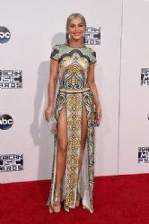 Julianne Hough: 2015 American Music Awards - Red Carpet