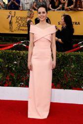 Felicity Jones: 21st Annual Screen Actors Guild Awards - Arrivals