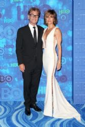 Lisa Rinna and  Harry Hamlin: HBO's Post Emmy Awards Reception - Arrivals
