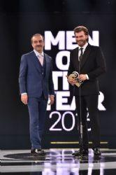 Yilmaz Erdogan and Kivanc Tatlitug: GQ Man of the Year Awards 2017
