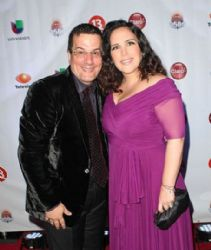 Angelica Vale and Otto Padron: Sabado Gigante 50 years anniversary