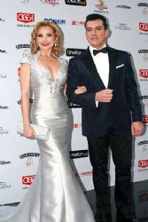 Jorge Salinas and Elizabeth Álvarez: TVyNovelas Awards 2015