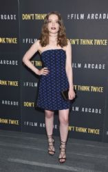 Actress Gillian Jacobs attends the