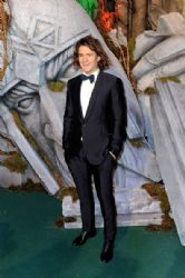 Orlando Bloom wears Lanvin - Hobbit Premiere