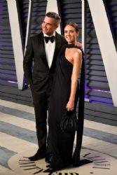 Cash Warren and Jessica Alba: 2019 Vanity Fair Oscar Party Hosted By Radhika Jones - Arrivals