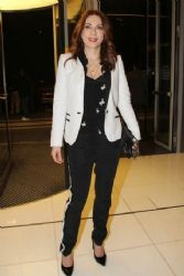 Smaragda Karydi: Greek Academy Movie Awards 2015