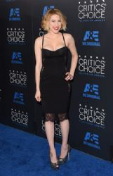 Eden Sher: 5th Annual Critics' Choice Television Awards 2015