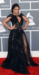 Ashanti: The 55th Annual GRAMMY Awards