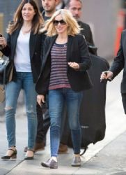 Naomi Watts Stops by 'Jimmy Kimmel Live'
