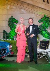 Valeria Mazza and Alejandro Gravier: Prix de Baron B