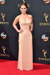 Emilia Clarke: 68th Annual Primetime Emmy Awards - Arrivals