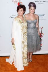 Kelly and Sharon Osbourne - 20th Annual Race To Erase MS 'Love To Erase MS' Gala