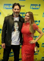 Sofía Vergara and Joe Manganiello: Netflix Presents The World Premiere of 'Pee-wee's Big Holiday' at SXSW