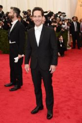 Paul Rudd: Red Carpet Arrivals at the Met Gala 2014