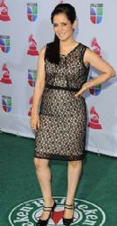 Julieta Venegas: Latin Grammy Awards 2012