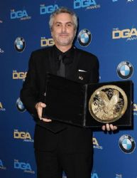 Alfonso Cuarón: Directors Guild of America Awards 2014