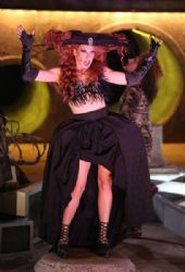 Evelina Papoulia: ancient theater premiere