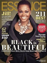 Jill Scott: October 2012 issue of Essence magazine