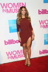 Beyonce wears Haute Hippie - 2014 Billboard Women In Music Luncheon