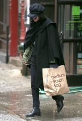 Vanessa Hudgens: steps out in New York City